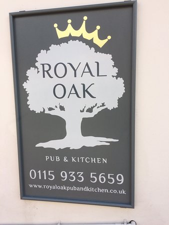 Radcliffe on Trent, UK: The Royal Oak