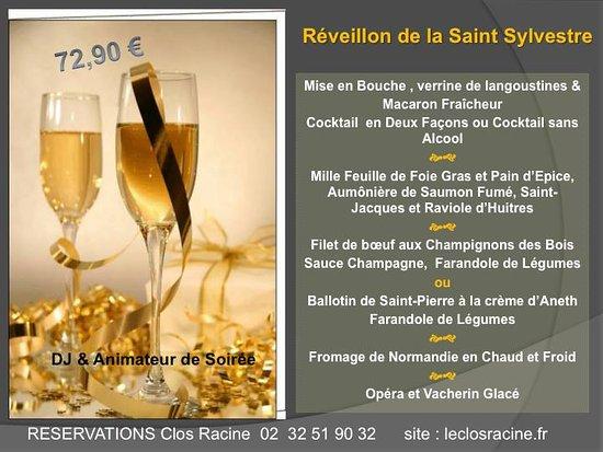 Gaillon, Prancis: saint sylvestre