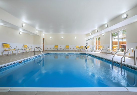 Тексас-Сити, Техас: Indoor Pool