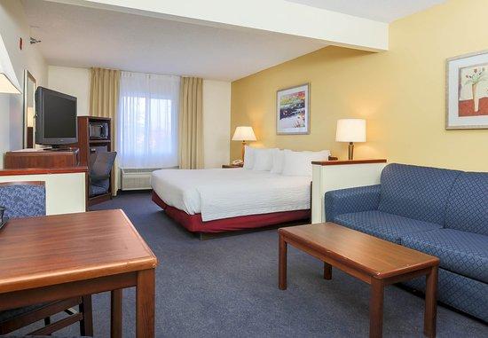 Bay City, MI: Executive King Suite