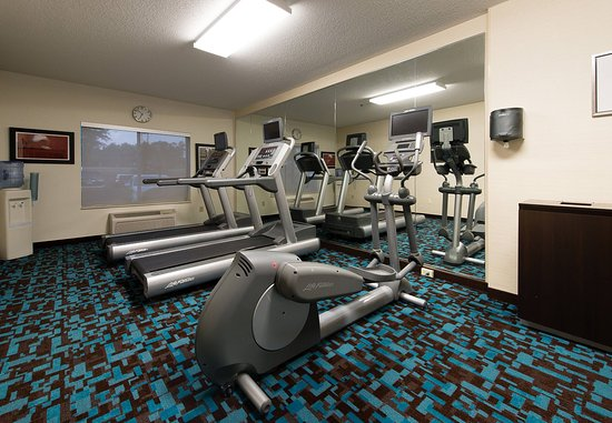 Orangeburg, SC: Fitness Center