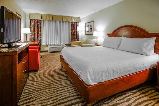 Kankakee, IL: King guest room