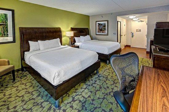 Hilton Garden Inn Hershey: 2 Queen Guest Room