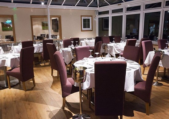 Elsenham, UK: Inside Restaurant