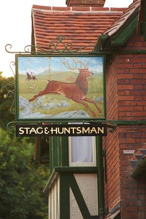 The Stag & Huntsman at Hambleden Photo