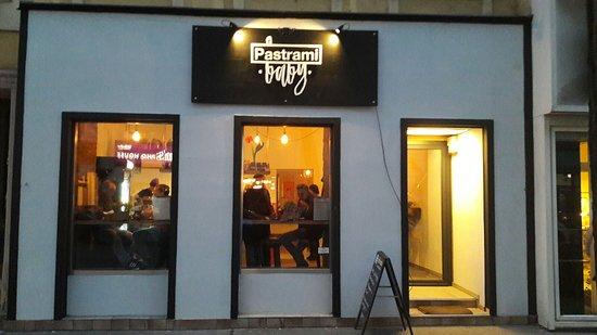 Photo of Restaurant Pastrami Baby at Lerchenfelderstrasse 51, Vienna 1070, Austria