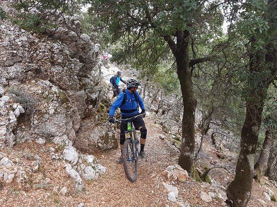 Malia, Grecia: The Hub MTB Adventures