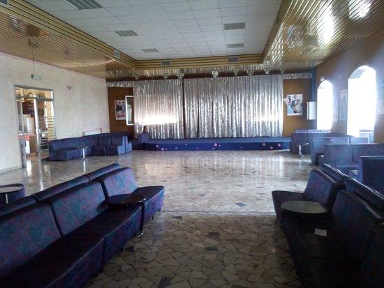 Lizzano in Belvedere, Italia: La sala dedicata a Tersicore (dea della danza)