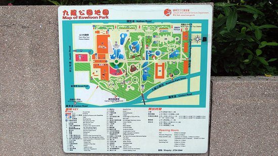 Local Map of Kowloon in Hong Kong - DriverLayer Search Engine |Kowloon Park Map