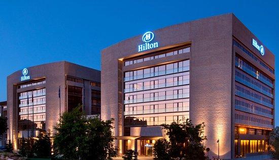 Hilton Madrid Airport: Hotel Exterior