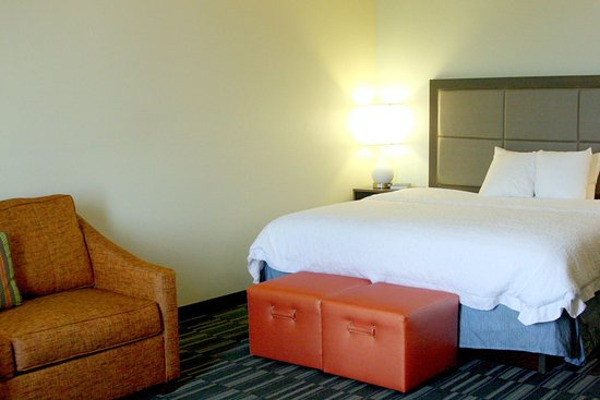 Kingsville, TX: King Room with Sofabed 2