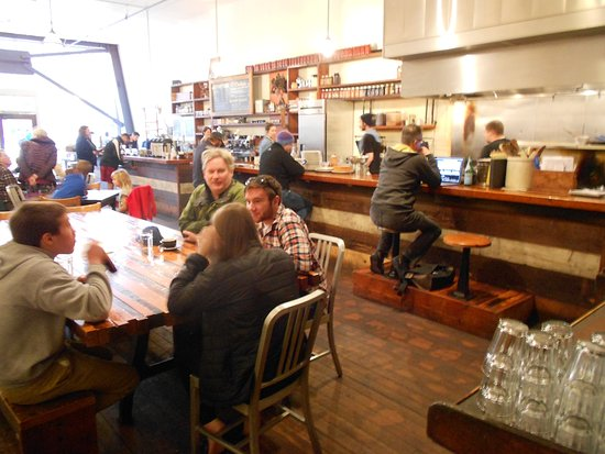 McMinnville, OR: The till and grill