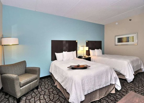 Eden, NC: Standard Two Double Beds