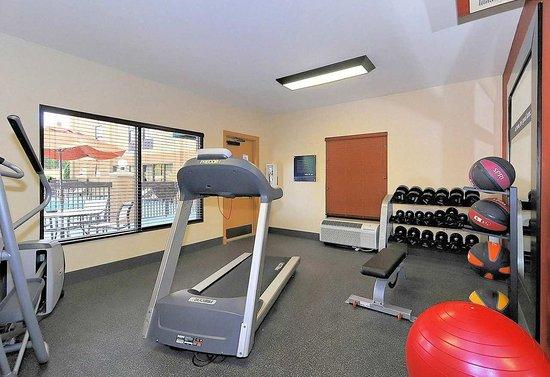 Eden, NC: Fitness Center Equipment