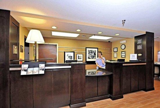 Eden, NC: Front Desk