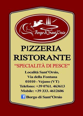 """Vejano, إيطاليا: Il nostro """"logo"""""""