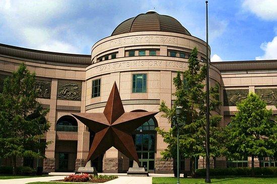 Hampton Inn Austin - Arboretum Northwest: Texas State History Museum