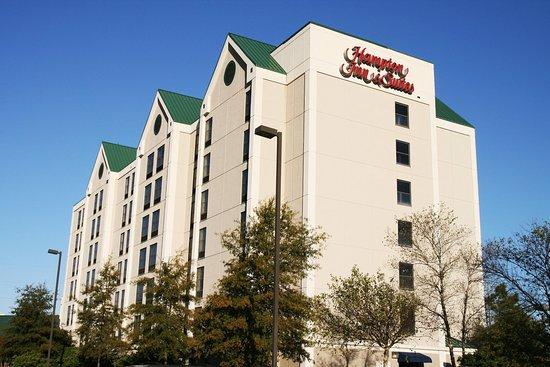 傑克遜體育館恒庭套房飯店