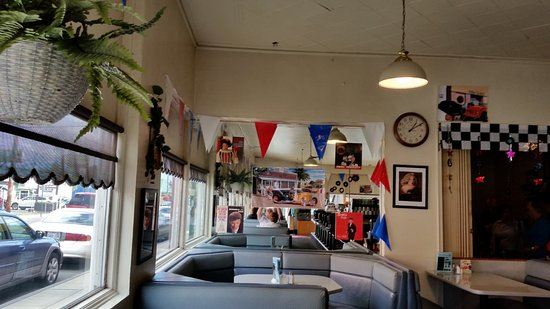 Montesano, WA: Great Diner, Especially if You're Nostalgic !