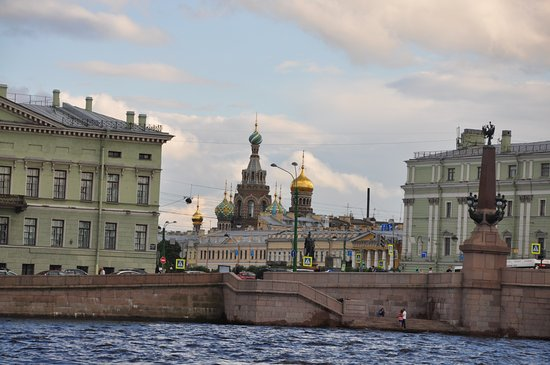 Tailored Tours St.Petersburg/ Day Tours and Shore Excursions: Canal tour