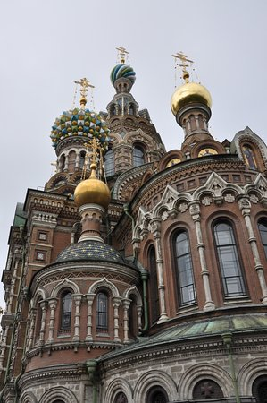 Tailored Tours St.Petersburg/ Day Tours and Shore Excursions: The Church on Spilled Blood