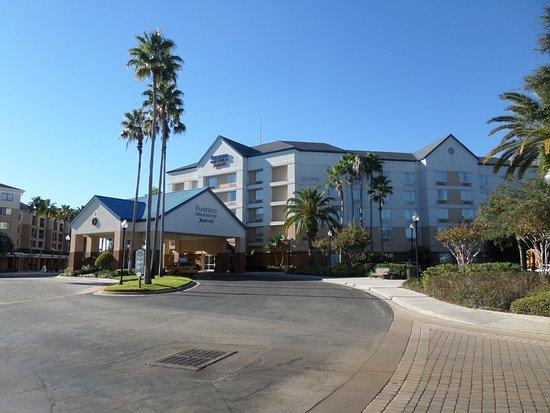 Fairfield Inn & Suites Orlando Lake Buena Vista in the Marriott Village صورة فوتوغرافية