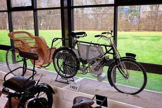 Hotels Near The National Motorcycle Museum Birmingham