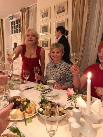 Sestroretsk, Russia: Были в Скандинавии на юбилей, просто замечательно, ресторан только самые положительные отзывы и