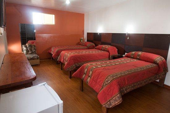 Hospedaje Tinkus, hoteles en Lima