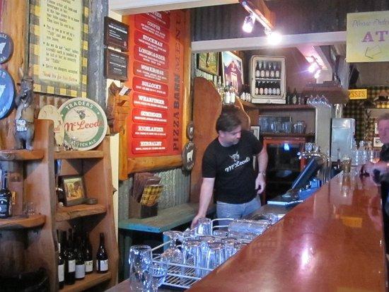 Waipu, New Zealand: Bar