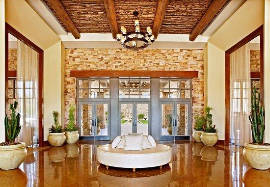 JW Marriott Tucson Starr Pass Resort & Spa: Lobby Entrance