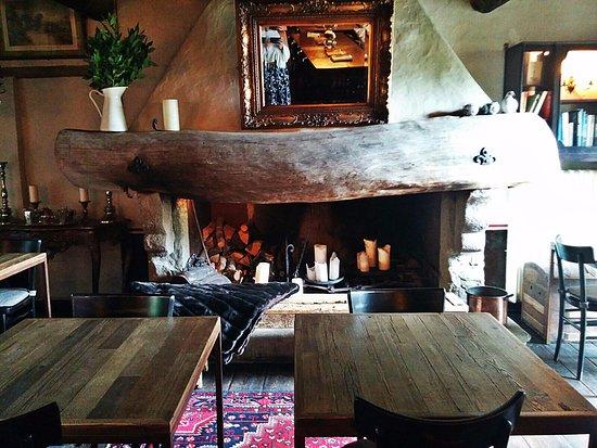 Torrita di Siena, Italia: Interno del ristorante