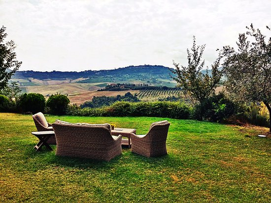 Torrita di Siena, İtalya: Panorama