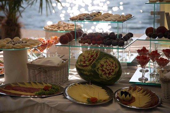 Ploce, Croácia: Restoran Pecina