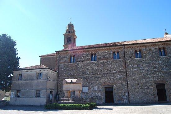 Arqua Petrarca, إيطاليا: Tumba
