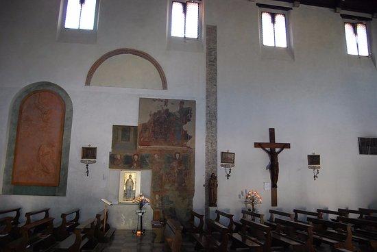 Arqua Petrarca, إيطاليا: Interior