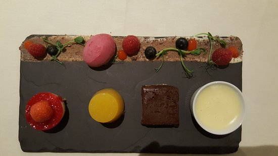 Oswestry, UK: Excellent meal, Won as a prize in a raffle. Will definitely be returning.