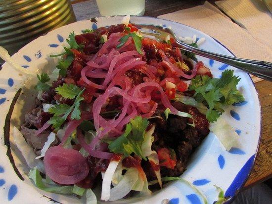 neta mexican street food bowl