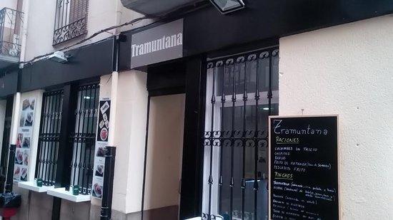 Tramuntana logro o omd men om restauranger tripadvisor - Bed and breakfast logrono ...