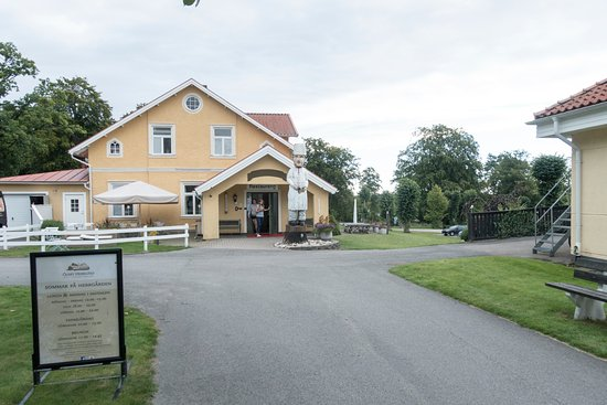Vaxjo, Suécia: Restaurant