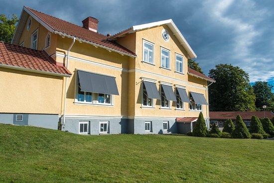 Vaxjo, Suécia: Hotel