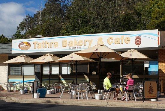 Tathra Bakery & Cafe (formally Tathra Swiss Bakehaus)