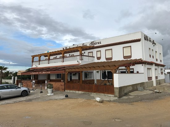 El Palmar, Spanje: Hostal Francisco Alferez