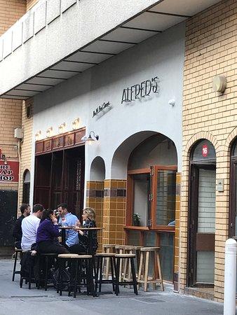 Alfred's Bar