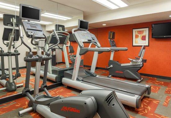Sharonville, Ohio: Fitness Center