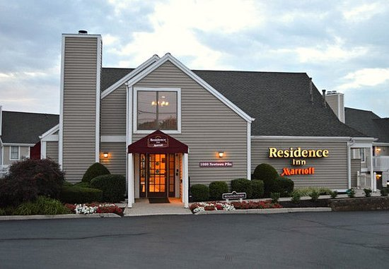 Residence Inn Lexington North: Entrance