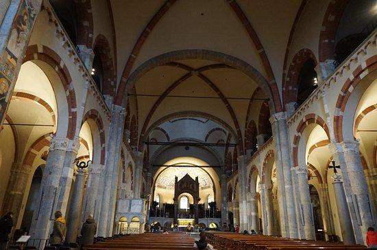 Sant Ambrogio Church Picture Of B B Hotel Milano Sant Ambrogio Milan Tripadvisor