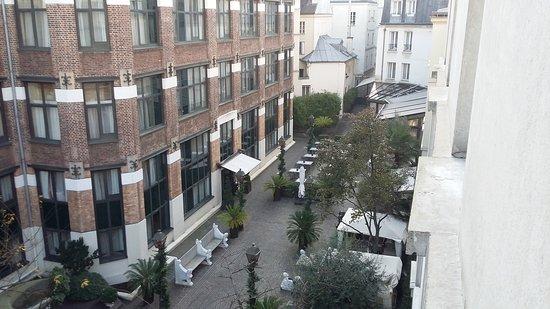 hotel les jardins du marais picture of hotel les jardins du marais paris tripadvisor. Black Bedroom Furniture Sets. Home Design Ideas