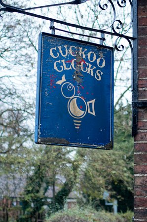 Tabley, UK: Cuckooland