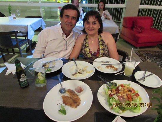 Toledo, PR: Ótimo restaurante com preços razoáveis e comida deliciosa , várias opções de pratos